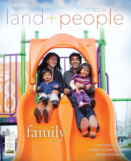 Land&People magazine